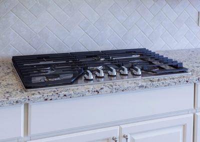 Instalación cocinas de gas gran formato